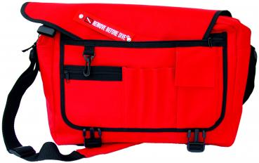 TRAVELER BAG  REMOVE BEFORE DIVE ®