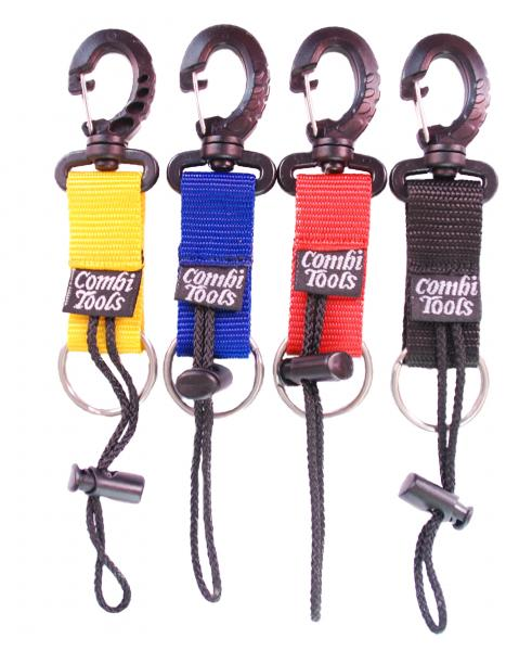 Universal cord with carabiner